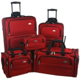 Samsonite Luggage Set - Nested 5-Piece Set