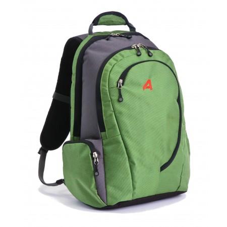 Athalon Hybrid Luggage Deluxe Computer Backpack - Lumberjack