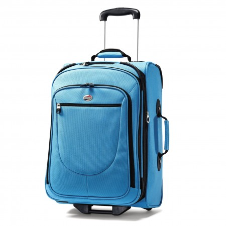 American Tourister Splash 21in. Upright - Turquoise