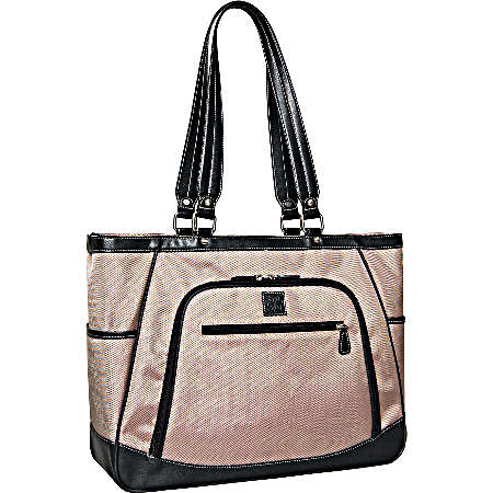 Clark & Mayfield Laptop Totes Sellwood Laptop Tote 17in. - Black