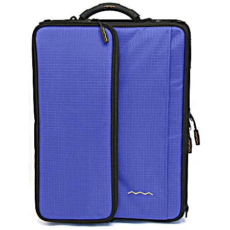 Higher Ground Laptop Bags                17in. Shuttle Laptop Case - Black