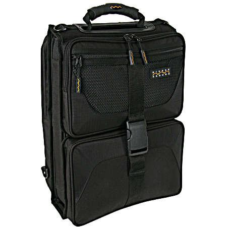 Higher Ground Laptop Bags                Trillium 15in. Laptop Case - Black