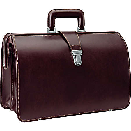 ... .comJohnston and Murphy Leather Travel Collection Lawyer's Briefcase