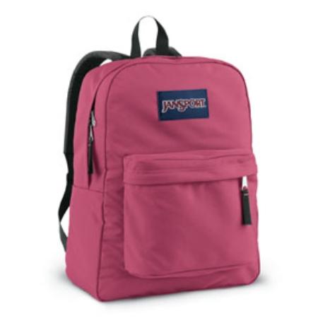 Jansport Daypacks Superbreak Backpack - Pink Prep