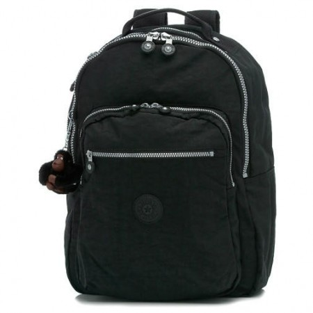 Kipling Basic Line Collection Seoul Laptop Backpack - Espresso