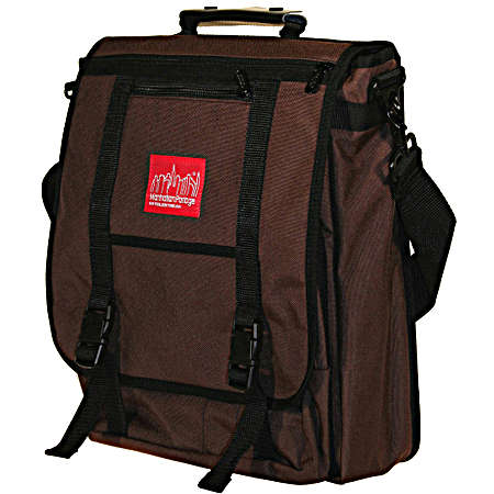 Manhattan Portage Urban Bags Commuter Laptop Bag - Dark Brown