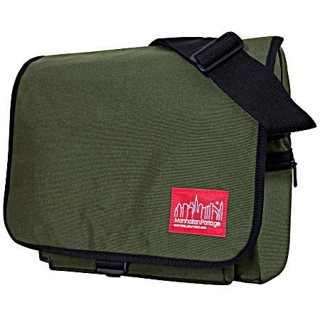 Manhattan Portage Urban Bags Cornell Messenger Bag - Red