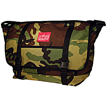Manhattan Portage Urban Bags New York Messenger Bag (large) - Gray
