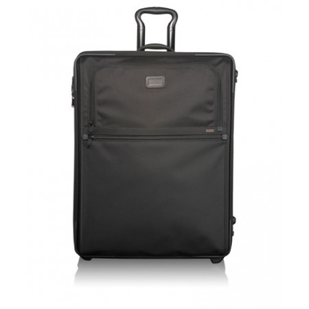 Tumi Alpha Travel And Business  Wheeled 26in. Expandable Medium Trip - Black