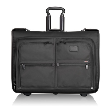 Tumi Alpha Travel And Business Wheeled Garment Bag - Black