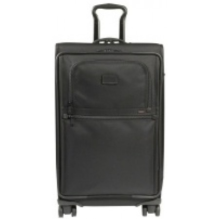 Tumi Alpha Travel And Business  4 Wheeled Expandable Fortnight Trip - Black
