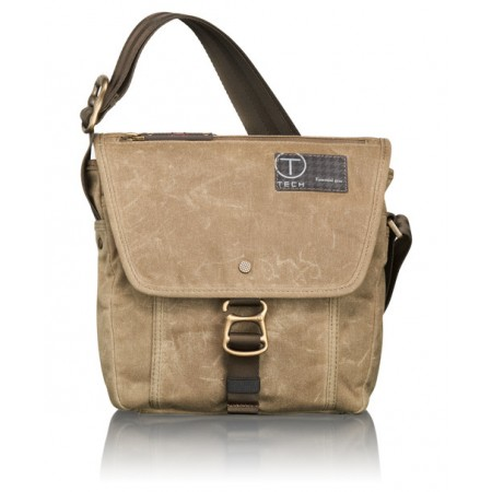 Tumi T-tech Icon Lewis Small Flap Crossbody - Stone