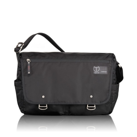 Tumi T-tech Icon Hans Laptop Messenger - Black