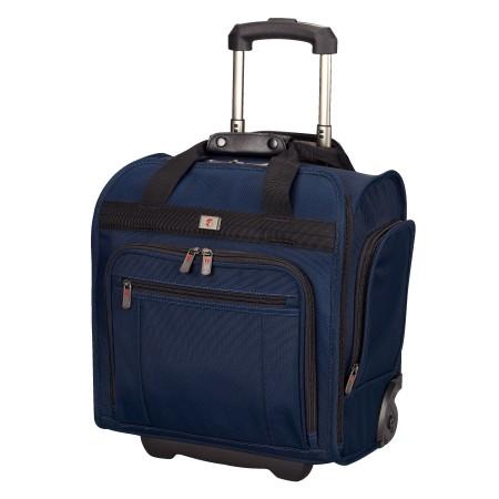 Nautica Shoreline 5 Piece Luggage Set Weight Lifting
