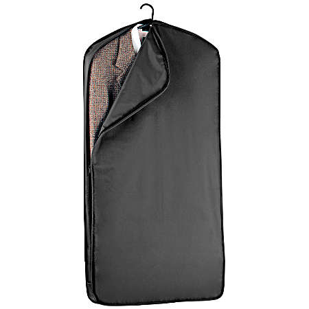 Wally Bags Wally Bags 42in. Suit Garment Cover - Black