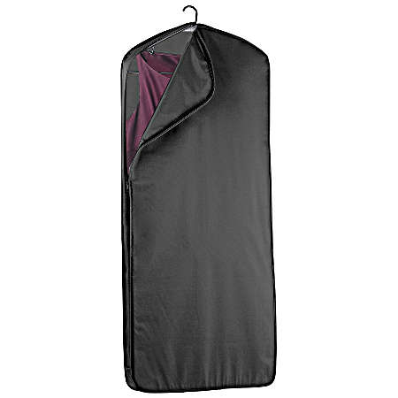 Wally Bags Wally Bags 52in. Dress Garment Cover - Black