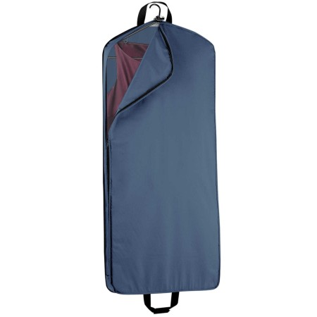 Wally Bags Wally Bags 52in. Suit Length With One Pocket - Navy