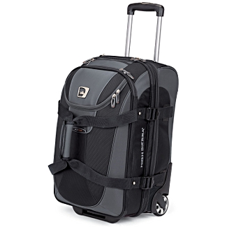 High Sierra Luggage - ATGO 22in. Expandable Wheeled Duffel AT556 - Luggage Online
