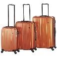 Heys USA Lightweight Luggage and Business Cases Prisma 3 Piece Set